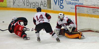 Latvijas klubu izlase - Väsby IK 18.12.2017. Zviedrija  Foto: Väsby IK / Arne Rundlöf