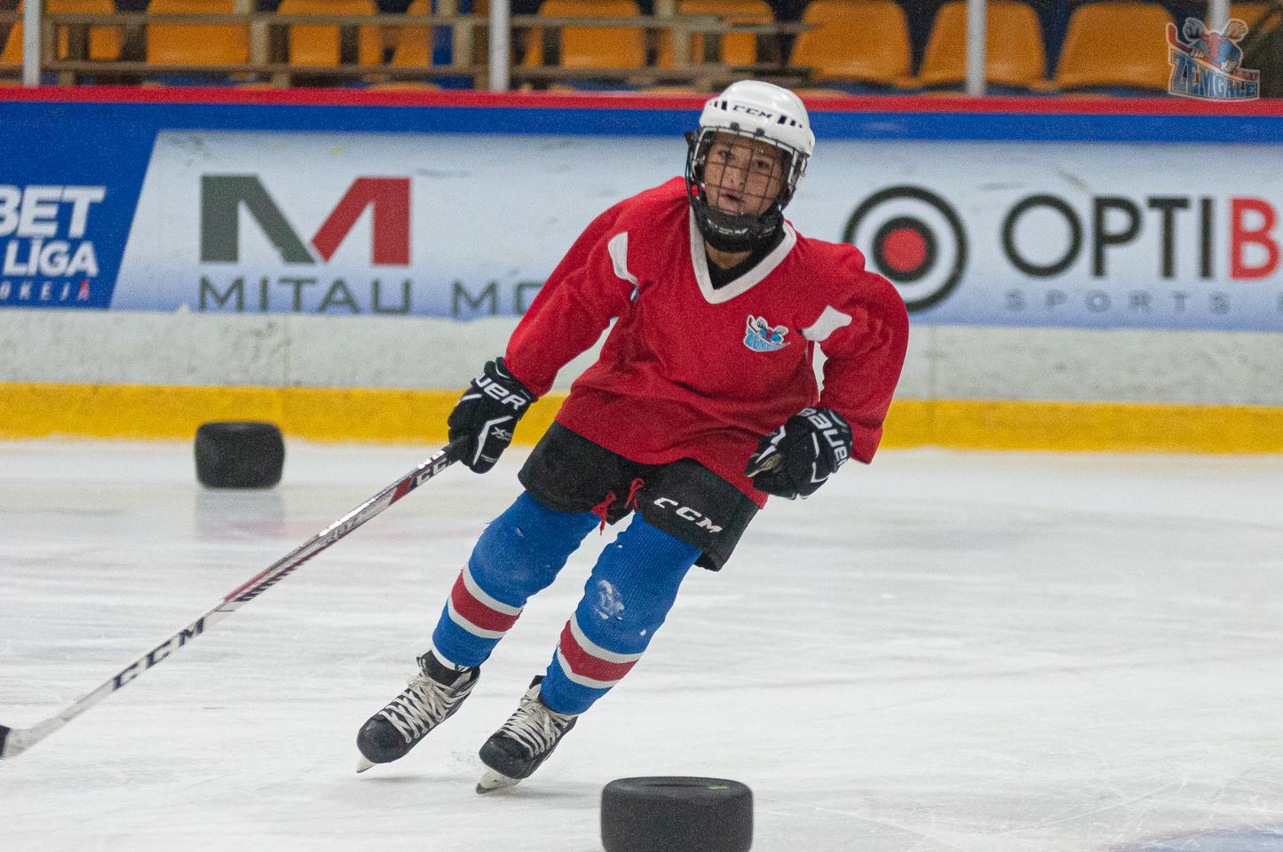 JLSS U15 hokejists