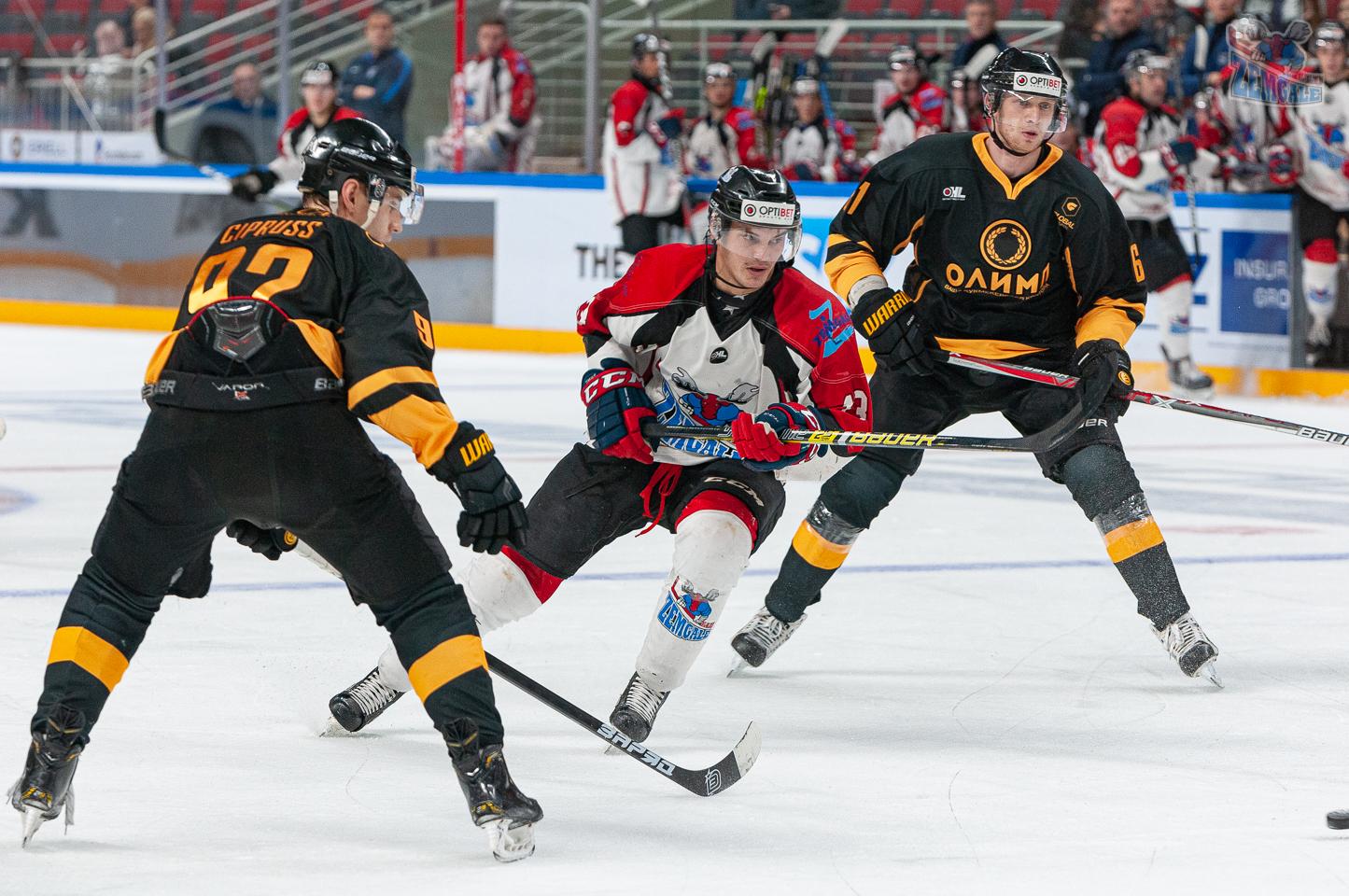 HK Zemgale/LLU pret Olimp Arena Rīga | hkzemgale.lv