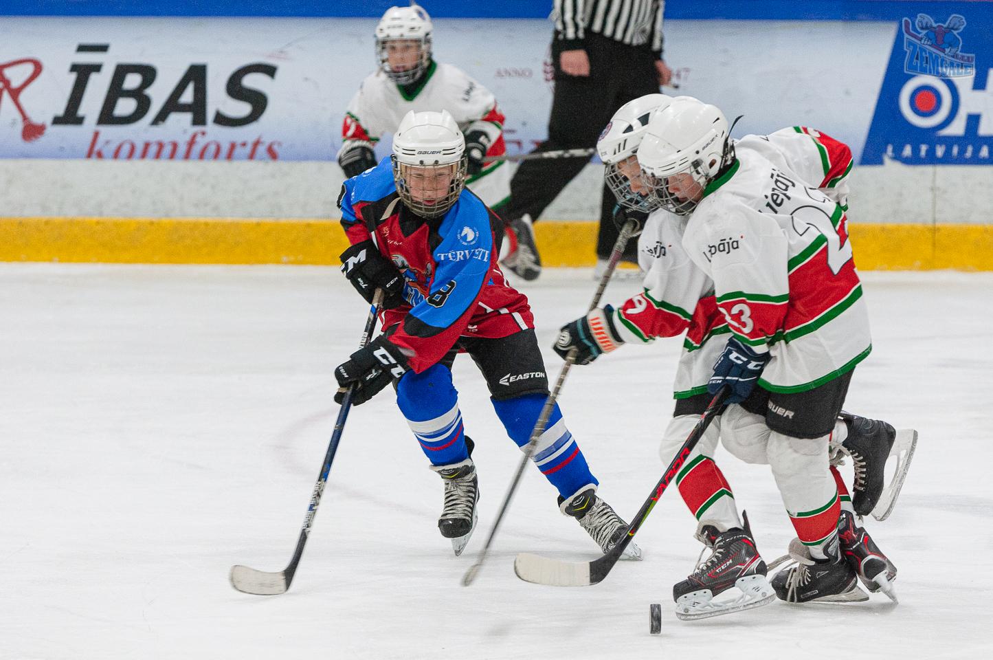 Jelgavas hokeja skola JLSS U11 A - Liepāja SSS 2010 LBJČH 13102019-05