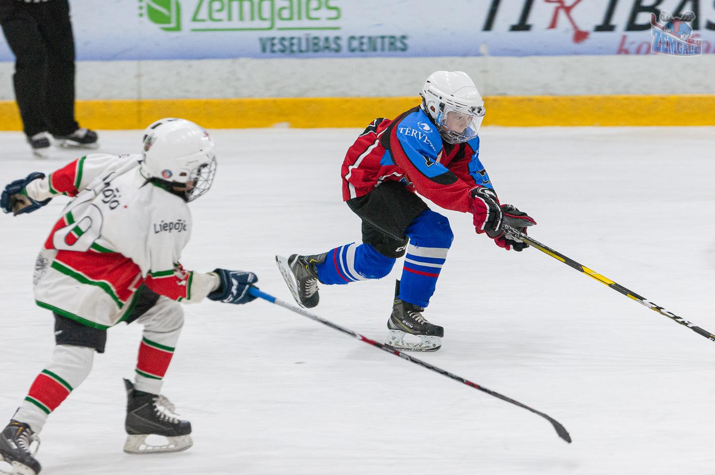 Jelgavas hokeja skola JLSS U11 A - Liepāja SSS 2010 LBJČH 13102019-07