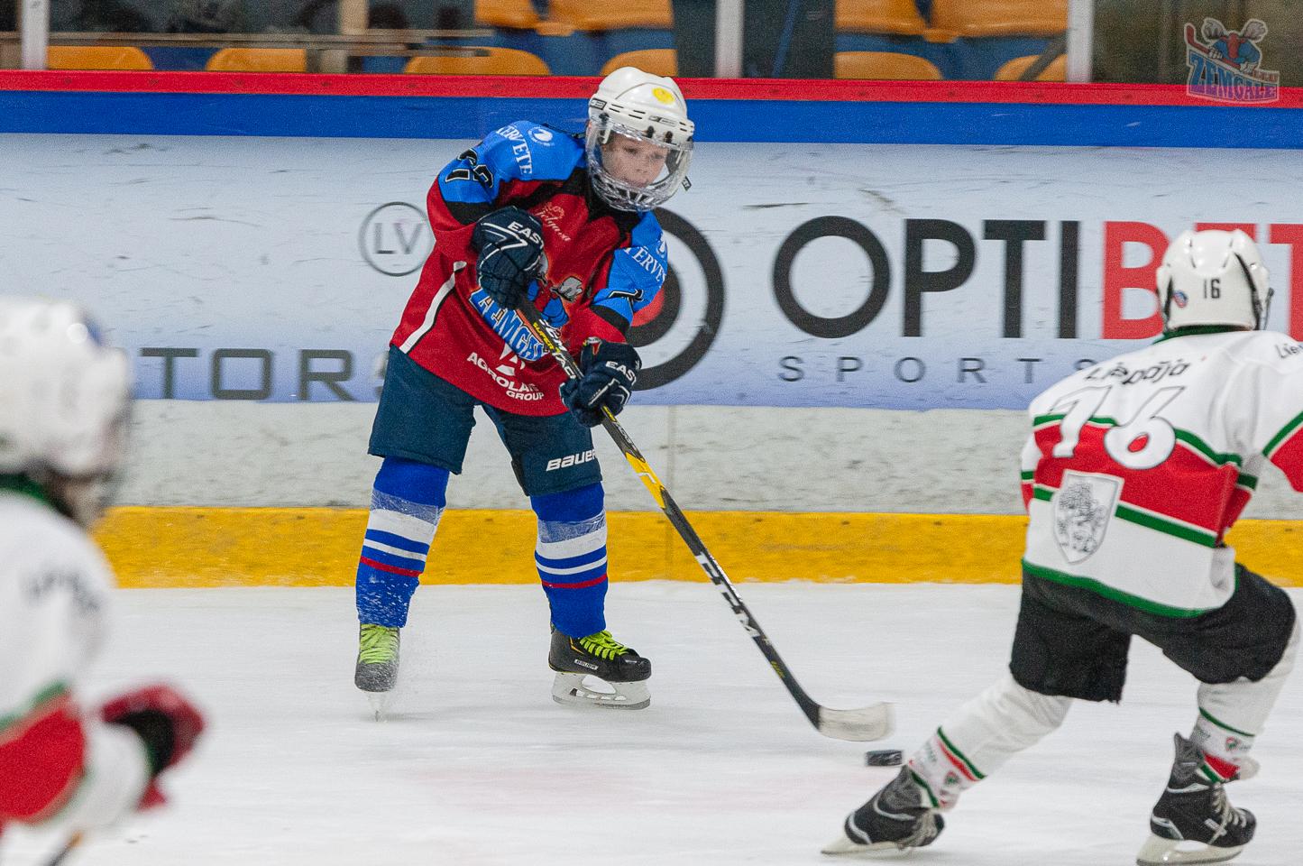 Jelgavas hokeja skola JLSS U11 A - Liepāja SSS 2010 LBJČH 13102019-09