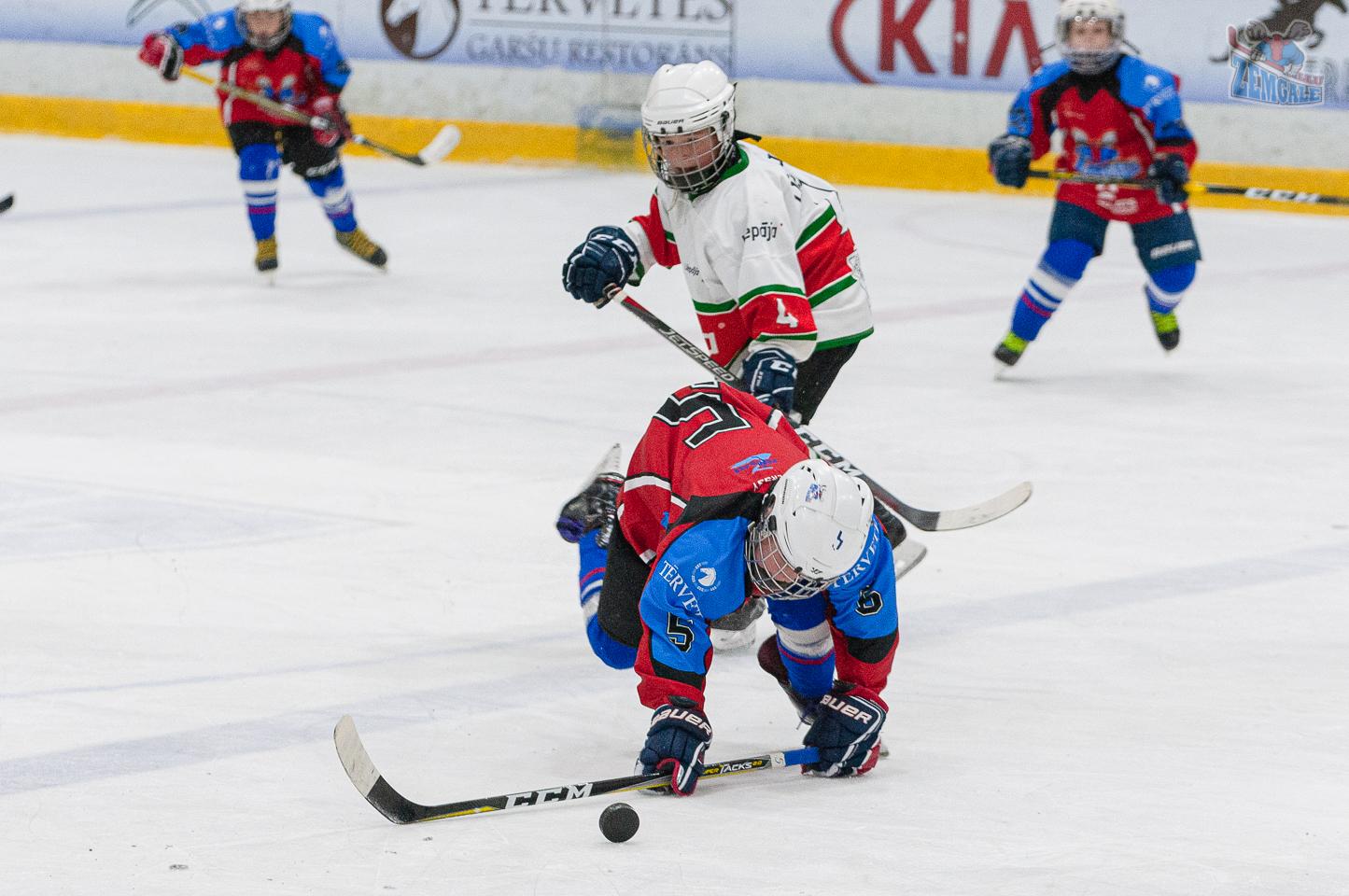 Jelgavas hokeja skola JLSS U11 A - Liepāja SSS 2010 LBJČH 13102019-14