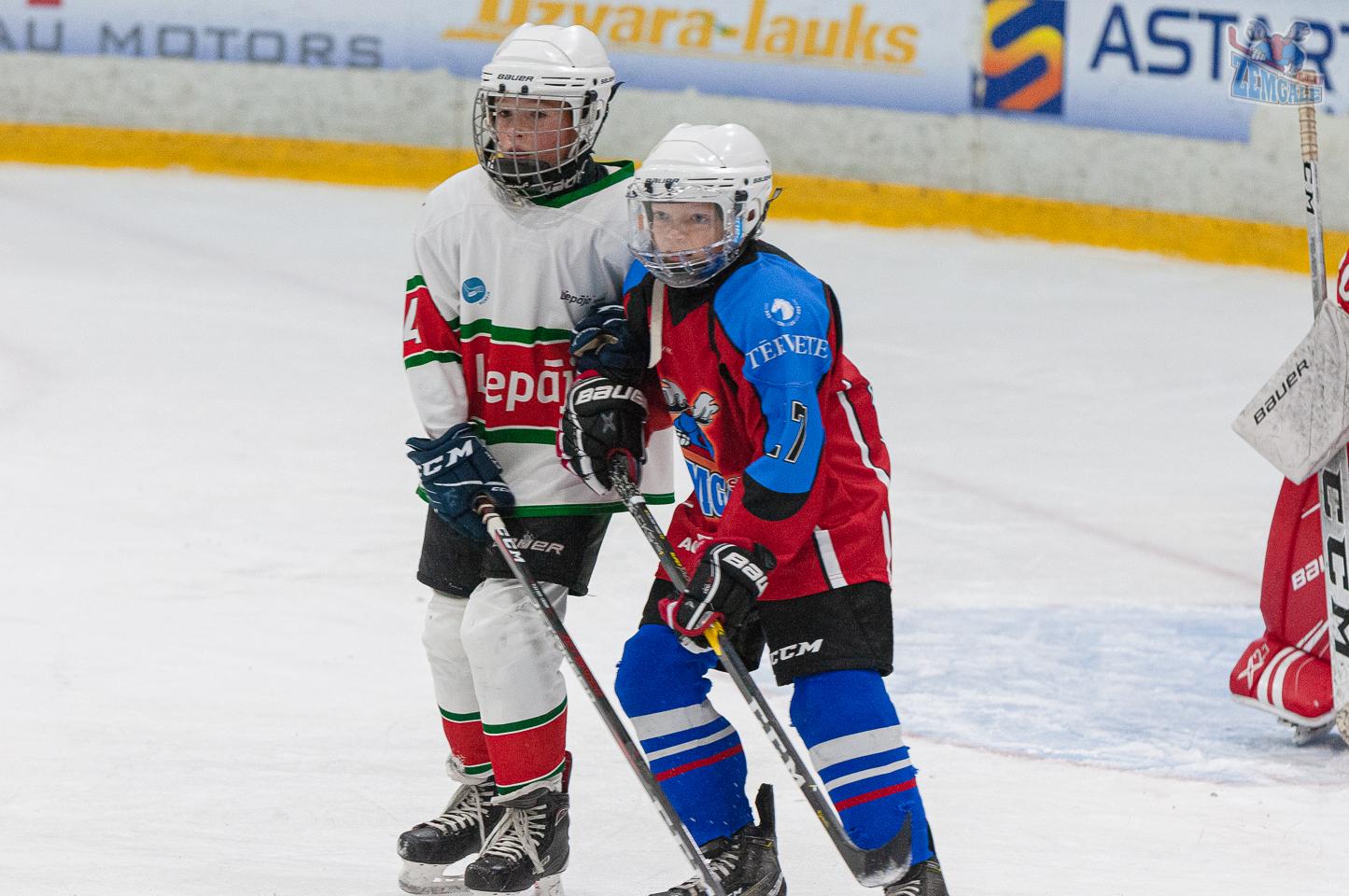 Jelgavas hokeja skola JLSS U11 A - Liepāja SSS 2010 LBJČH 13102019-15