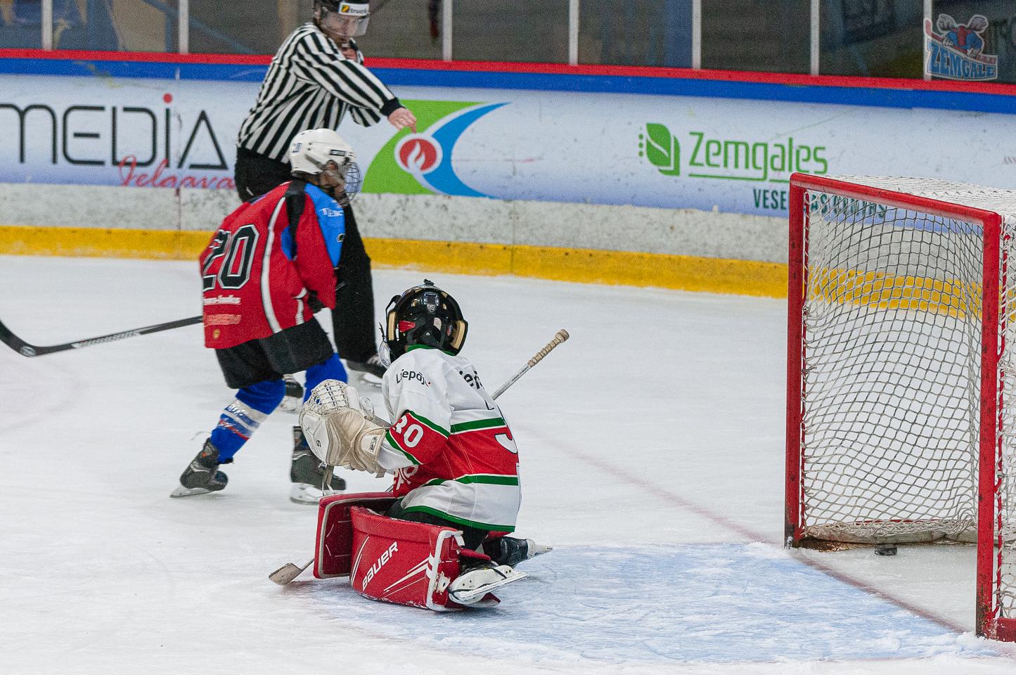 Jelgavas hokeja skola JLSS U11 A - Liepāja SSS 2010 LBJČH 13102019-18