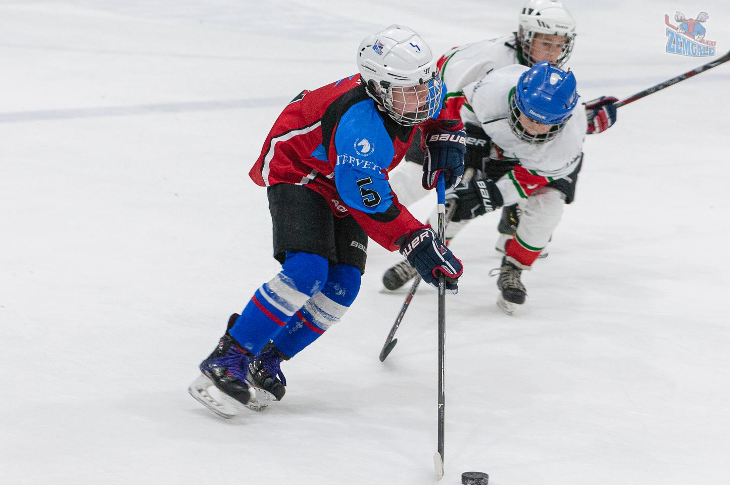 Jelgavas hokeja skola JLSS U11 A - Liepāja SSS 2010 LBJČH 13102019-19