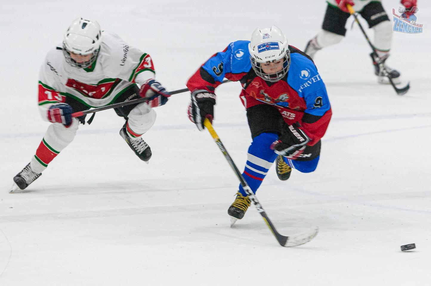 Jelgavas hokeja skola JLSS U11 A - Liepāja SSS 2010 LBJČH 13102019-20