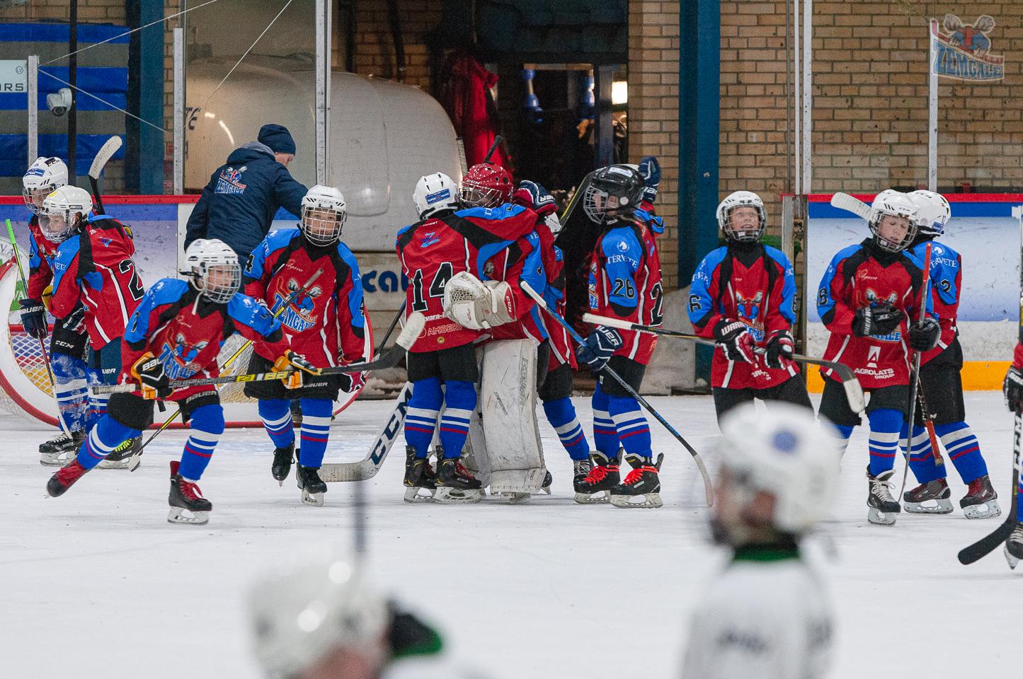 Jelgavas hokeja skola JLSS U11 A - Liepāja SSS 2010 LBJČH 13102019-22