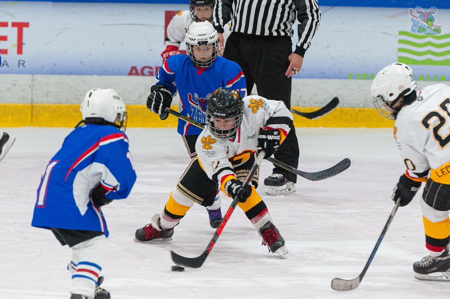 Jelgavas hokeja skola JLSS U11 B - DLSS LBJČH 13102019-07