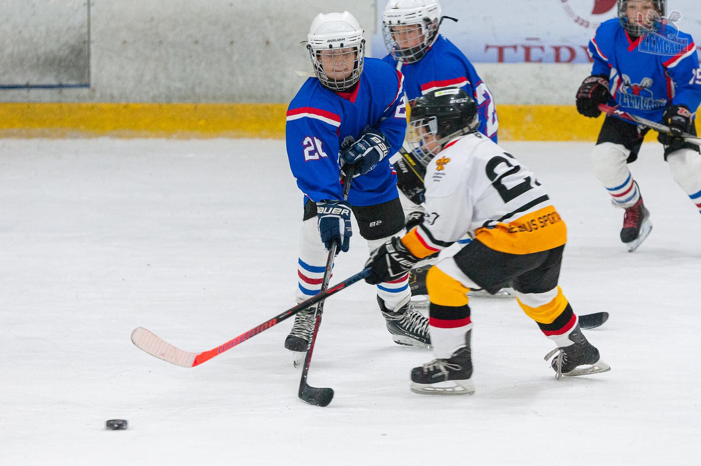 Jelgavas hokeja skola JLSS U11 B - DLSS LBJČH 13102019-10