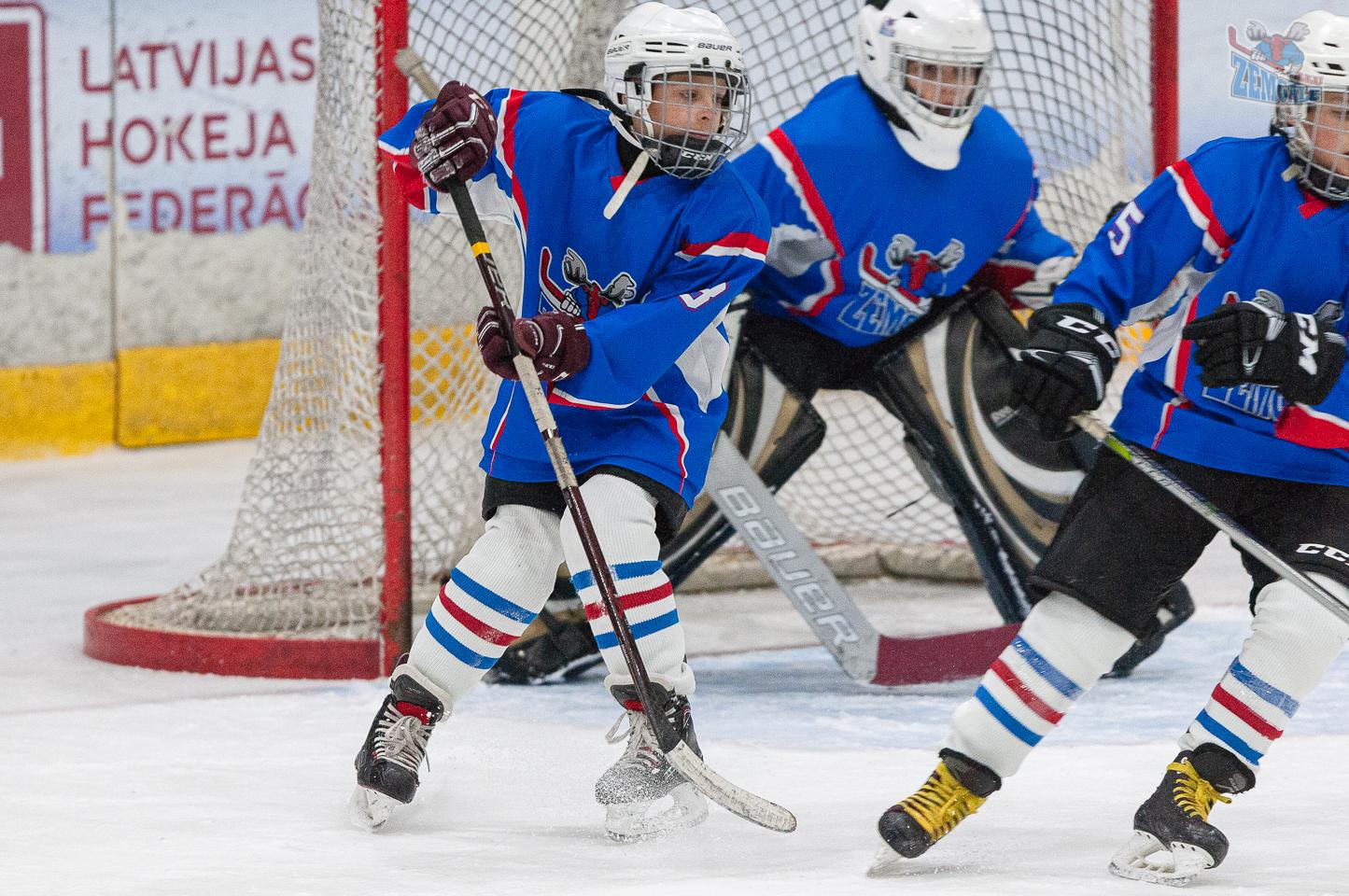 Jelgavas hokeja skola JLSS U11 B - DLSS LBJČH 13102019-14