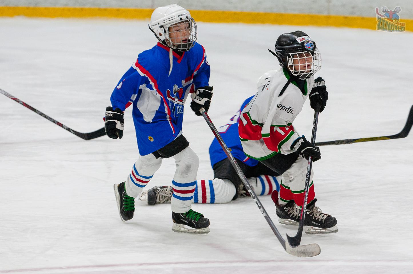 Jelgavas hokeja skola JLSS U11 B - Liepāja SSS LBJČH 22092019-18