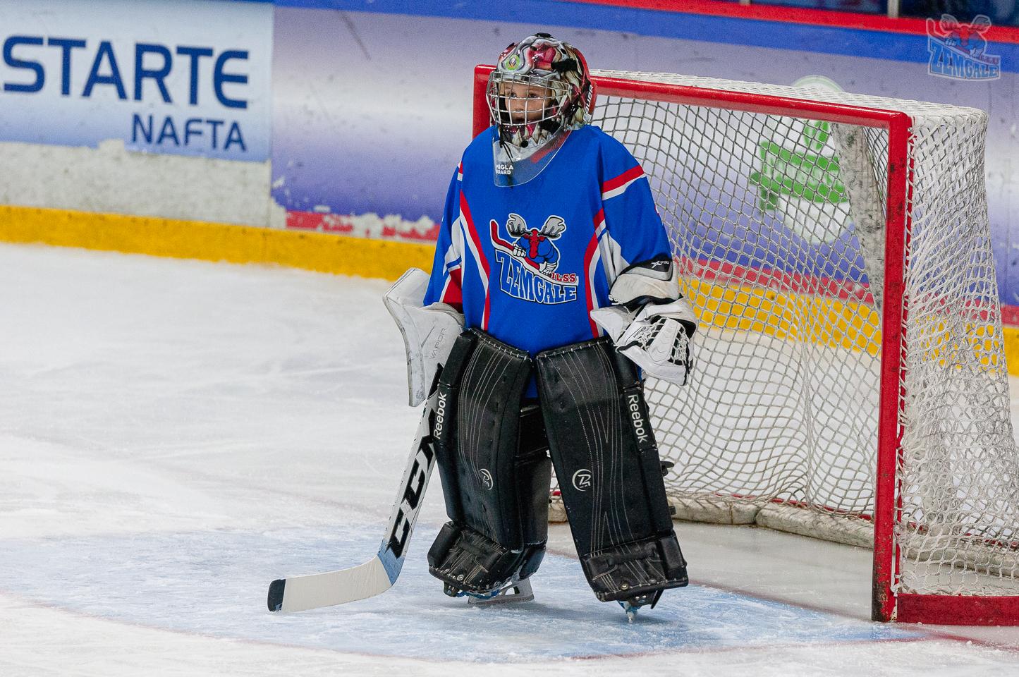 Jelgavas hokeja skola JLSS U11 B - Liepāja SSS LBJČH 22092019-17