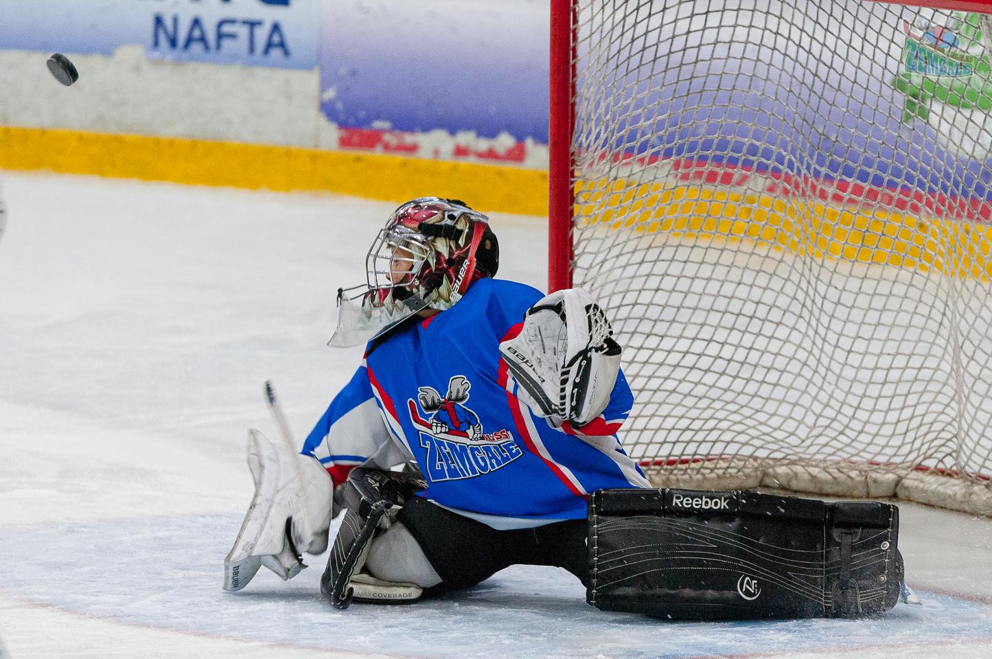 Jelgavas hokeja skola JLSS U11 B - Liepāja SSS LBJČH 22092019-16