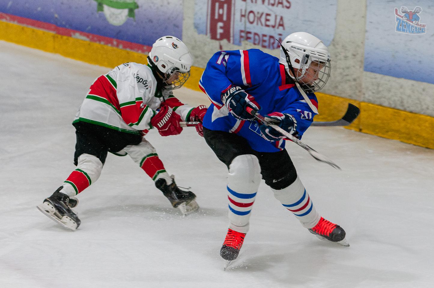 Jelgavas hokeja skola JLSS U11 B - Liepāja SSS LBJČH 22092019-10