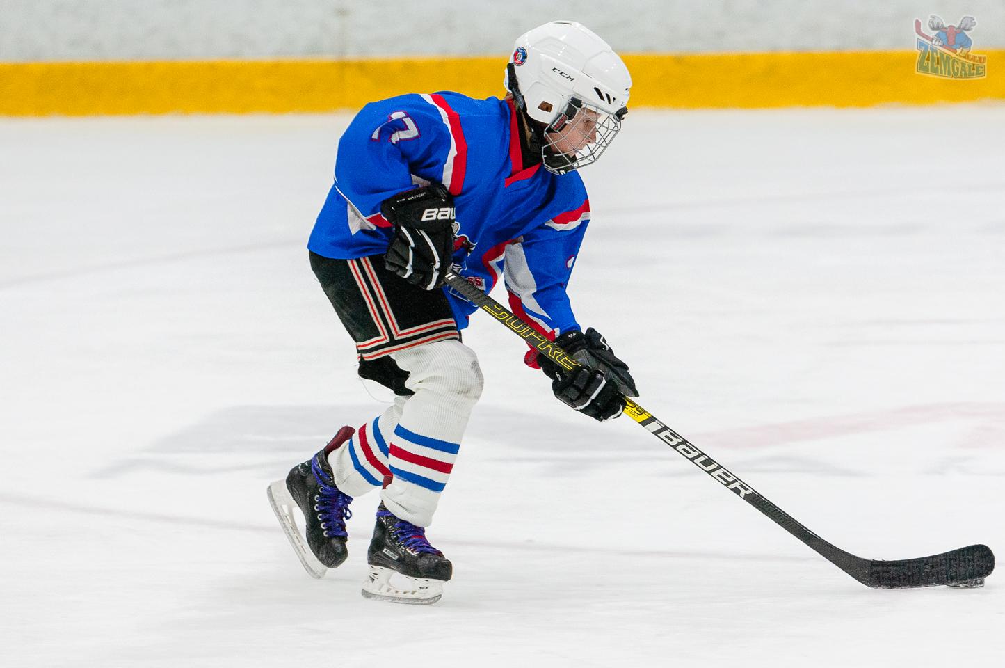 Jelgavas hokeja skola JLSS U11 B - Liepāja SSS LBJČH 22092019-07