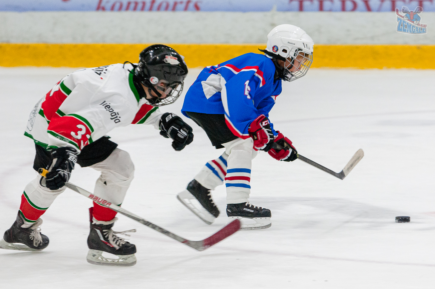 Jelgavas hokeja skola JLSS U11 B - Liepāja SSS LBJČH 22092019-01