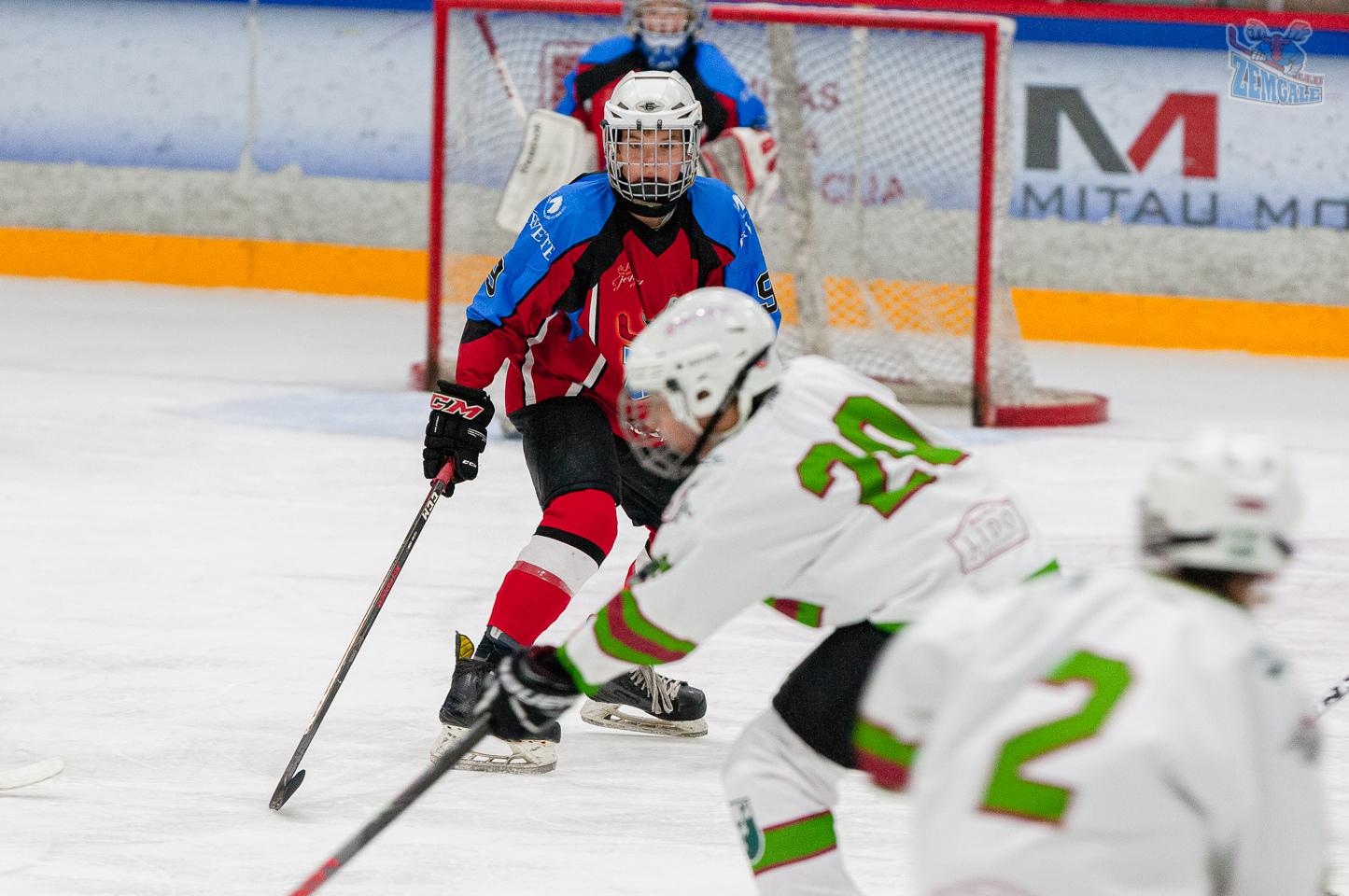Hokeja skola JLSS U13 A - Mārupes HS 21092019-05