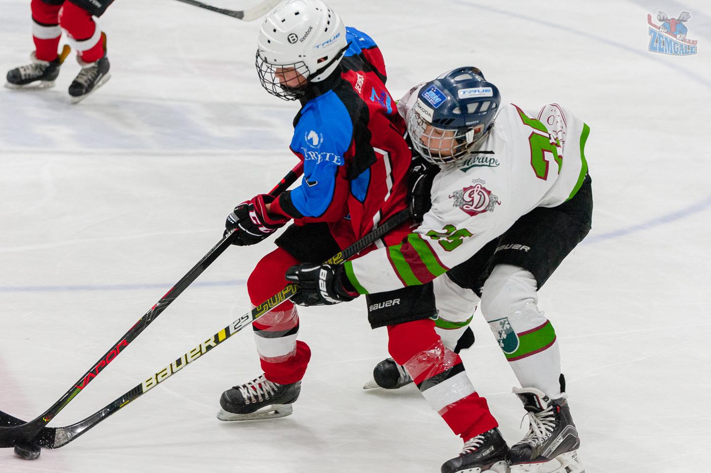 Hokeja skola JLSS U13 A - Mārupes HS 21092019-07