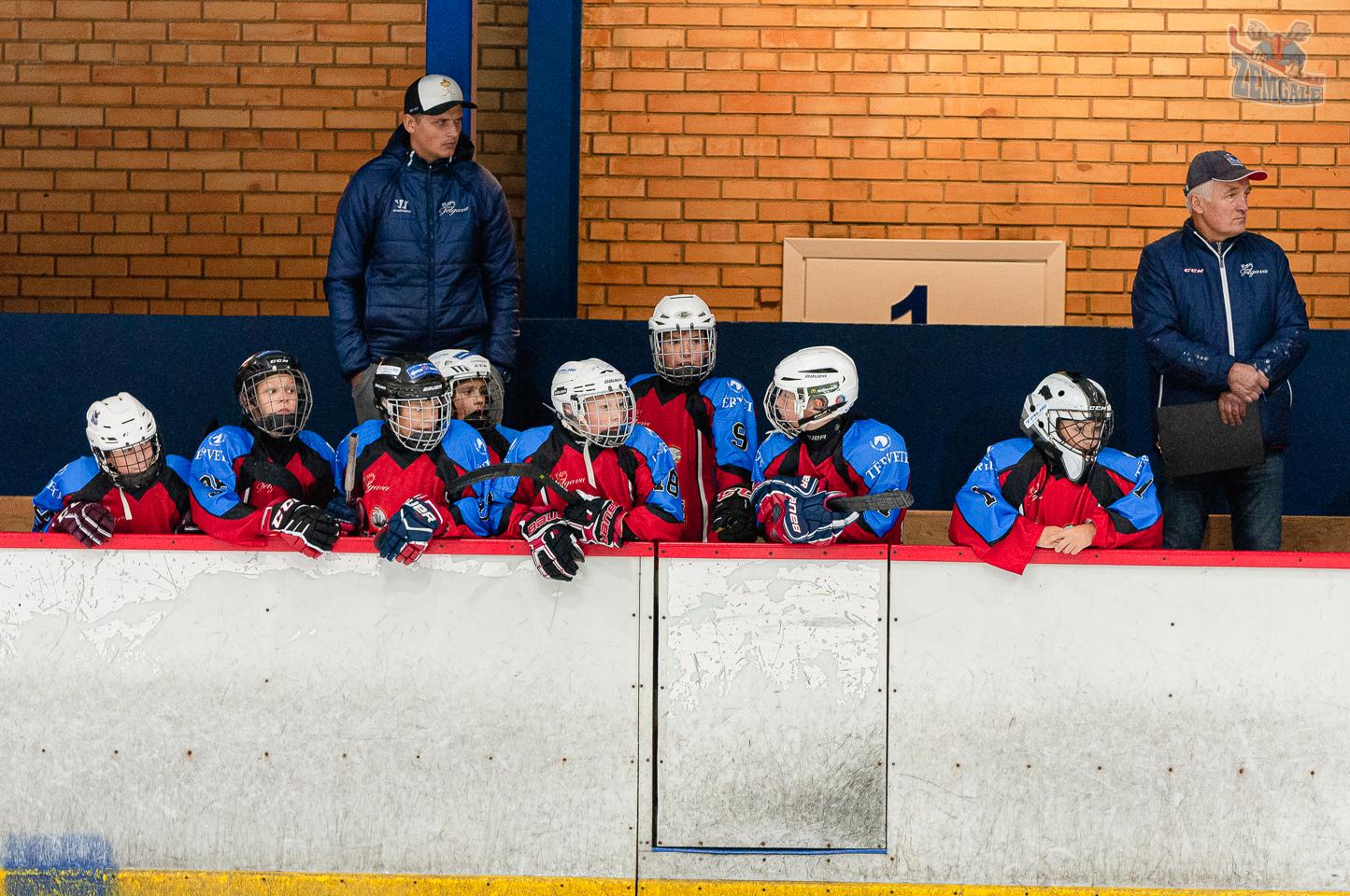 Hokeja skola JLSS U13 A - Mārupes HS 21092019-10