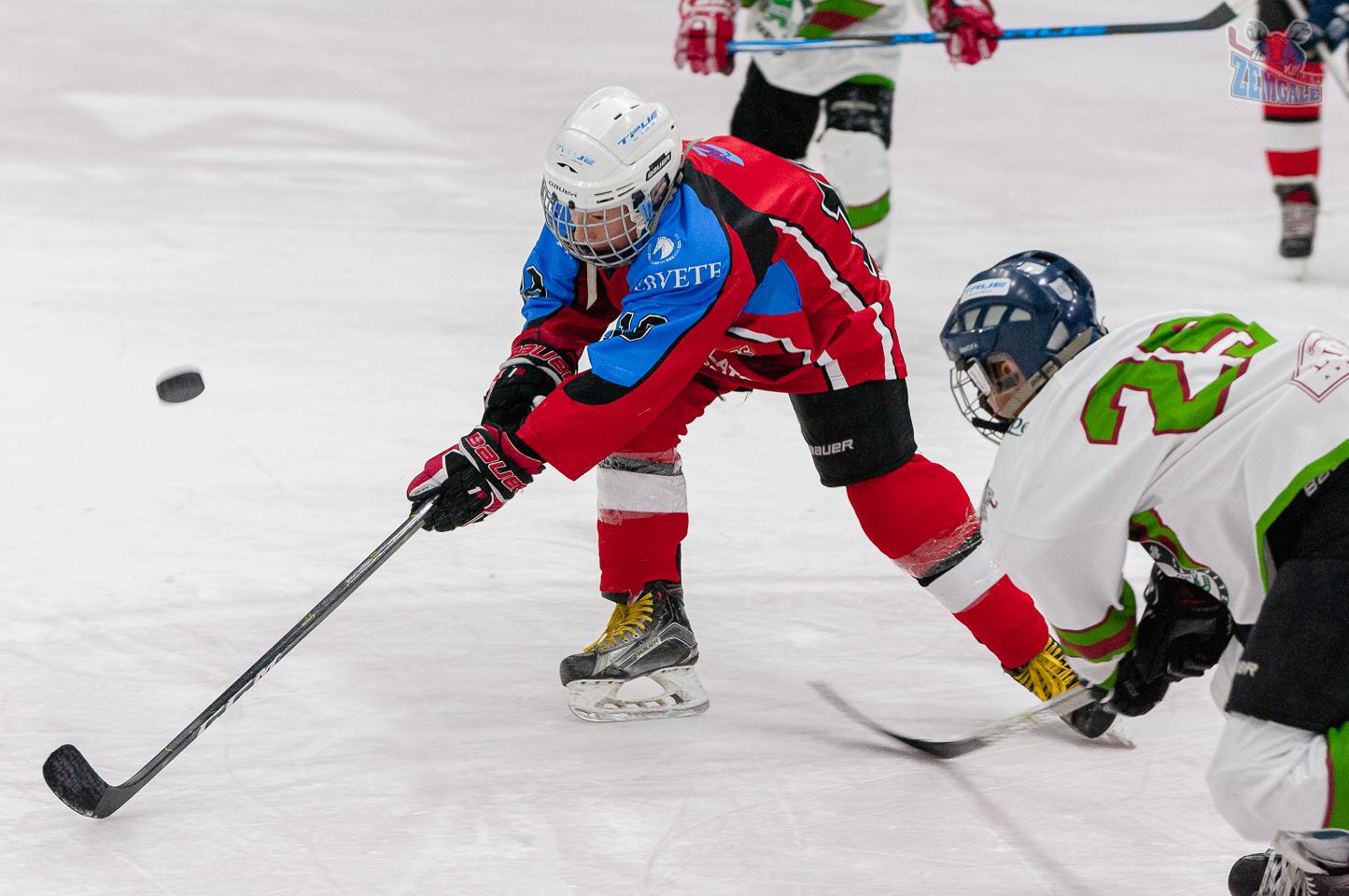 Hokeja skola JLSS U13 A - Mārupes HS 21092019-15