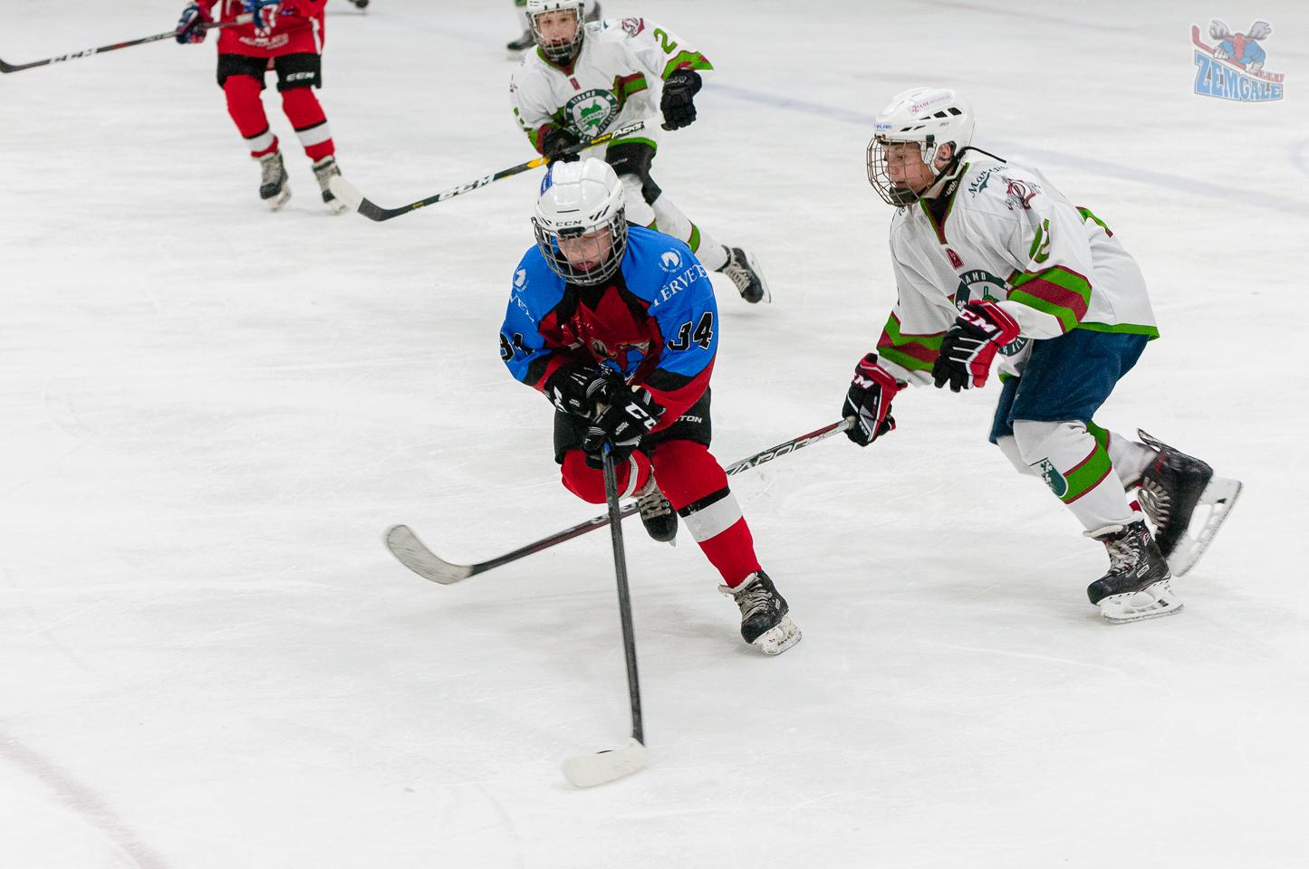 Hokeja skola JLSS U13 A - Mārupes HS 21092019-16