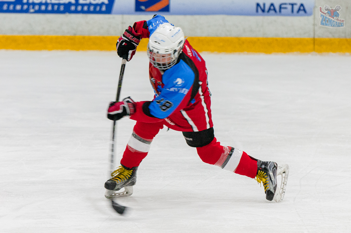 Hokeja skola JLSS U13 A - Mārupes HS 21092019-18