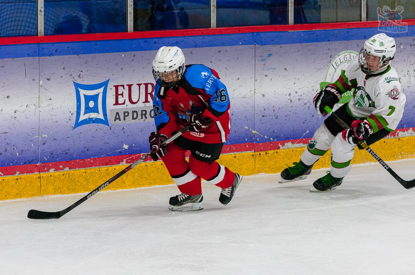 Hokeja skola JLSS U13 A - Mārupes HS 21092019-19