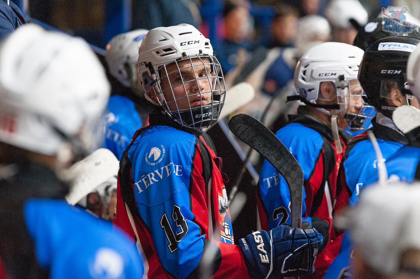 Jelgavas hokeja skola JLSS U17 - Venta 2002 14092019-28