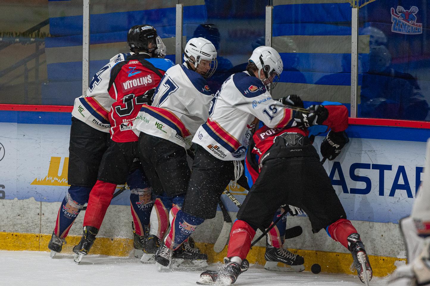 Jelgavas hokeja skola JLSS U17 - Venta 2002 14092019-25
