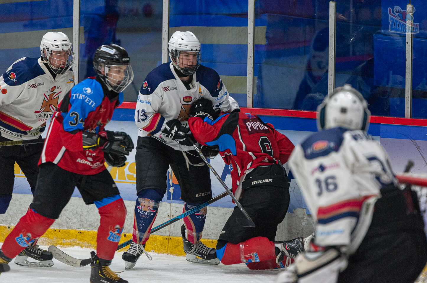 Jelgavas hokeja skola JLSS U17 - Venta 2002 14092019-24