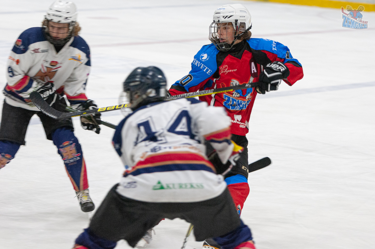 Jelgavas hokeja skola JLSS U17 - Venta 2002 14092019-23