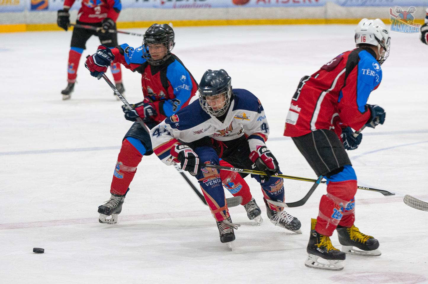 Jelgavas hokeja skola JLSS U17 - Venta 2002 14092019-22
