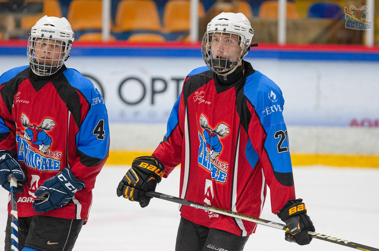Jelgavas hokeja skola JLSS U17 - Venta 2002 14092019-20