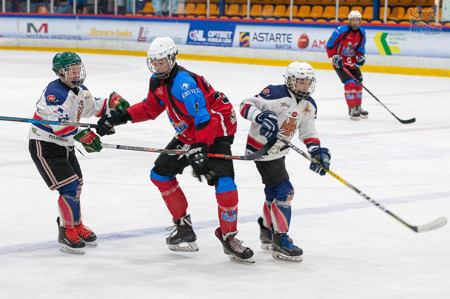 Jelgavas hokeja skola JLSS U17 - Venta 2002 14092019-19