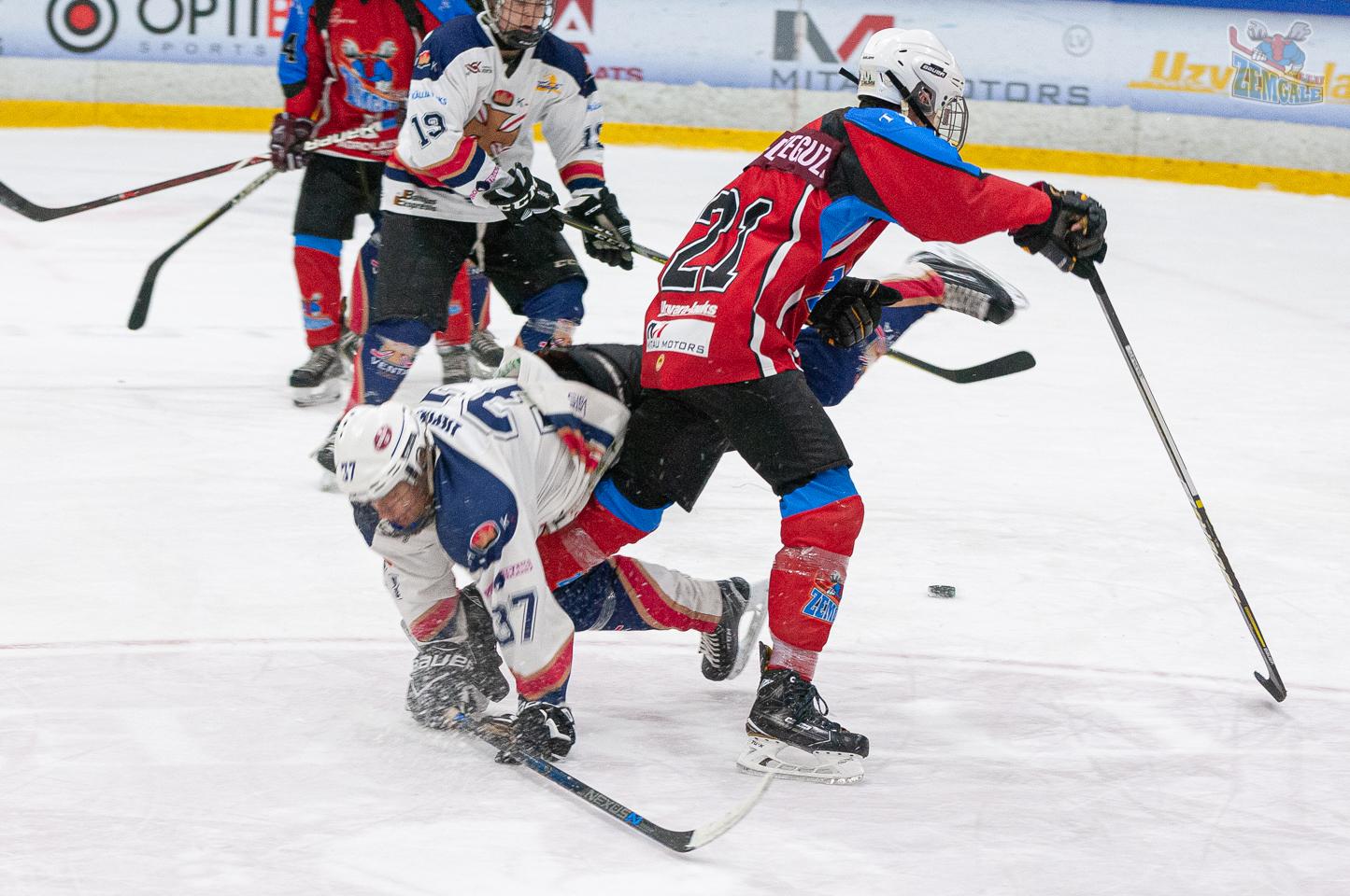 Jelgavas hokeja skola JLSS U17 - Venta 2002 14092019-17