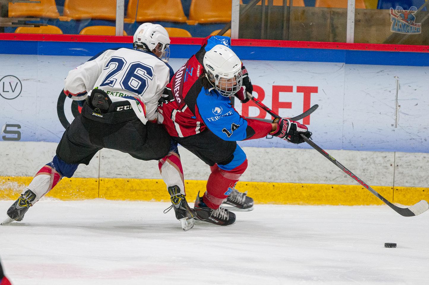 Jelgavas hokeja skola JLSS U17 - Venta 2002 14092019-15