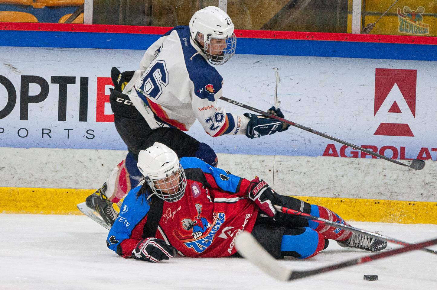 Jelgavas hokeja skola JLSS U17 - Venta 2002 14092019-14