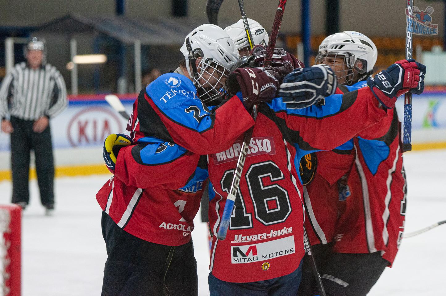 Jelgavas hokeja skola JLSS U17 - Venta 2002 14092019-12