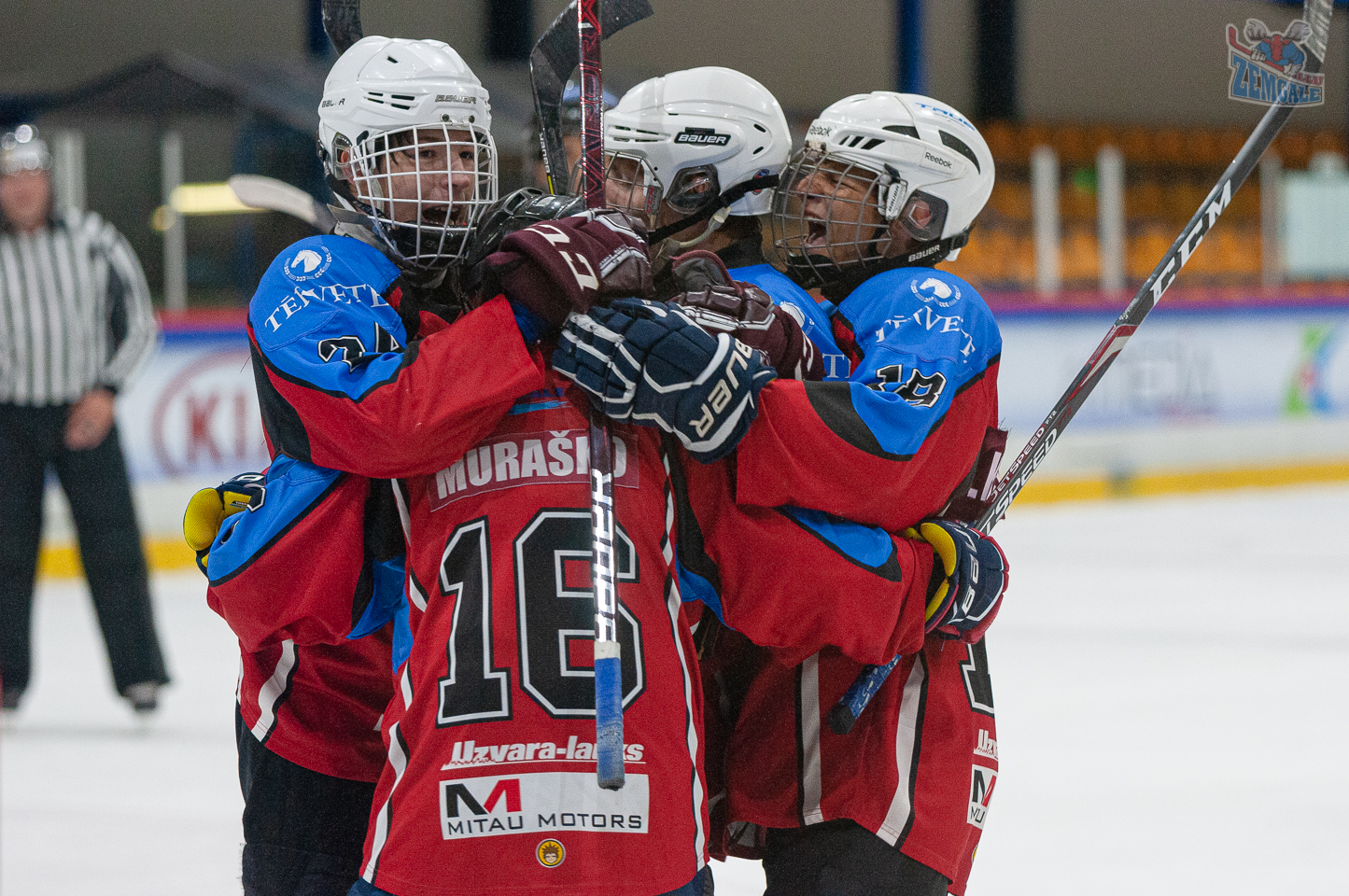 Jelgavas hokeja skola JLSS U17 - Venta 2002 14092019-11