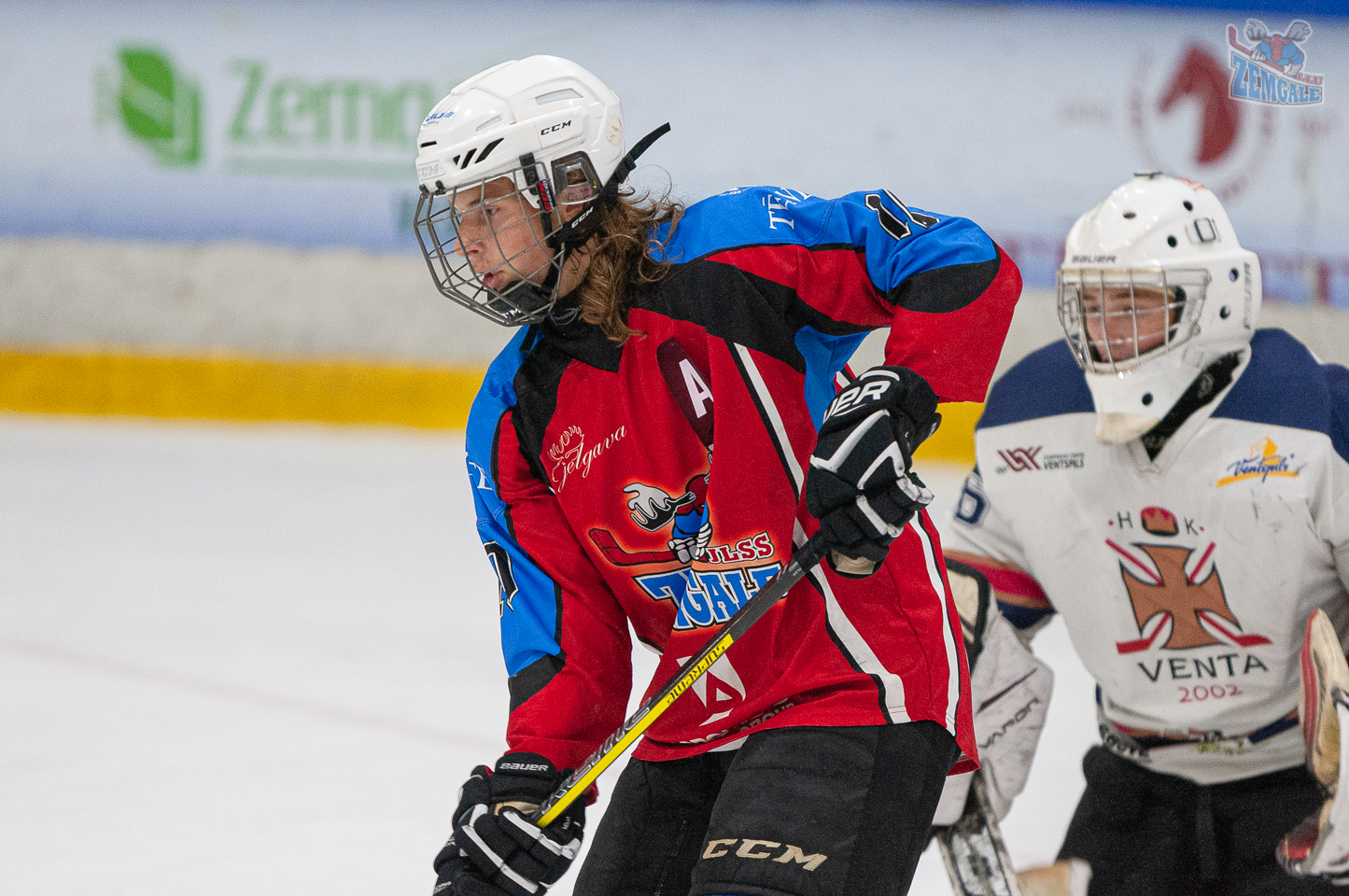 Jelgavas hokeja skola JLSS U17 - Venta 2002 14092019-09