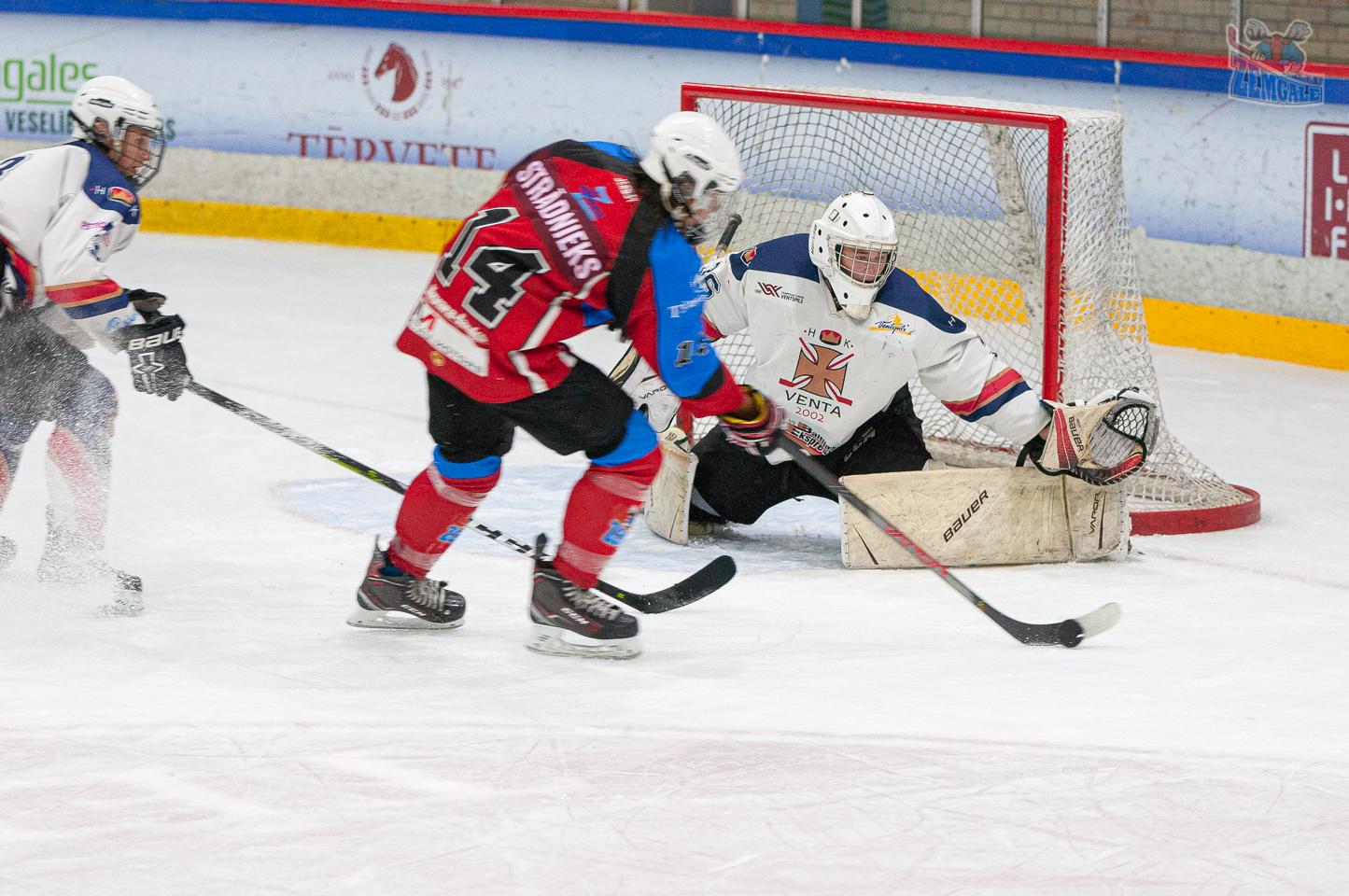 Jelgavas hokeja skola JLSS U17 - Venta 2002 14092019-08