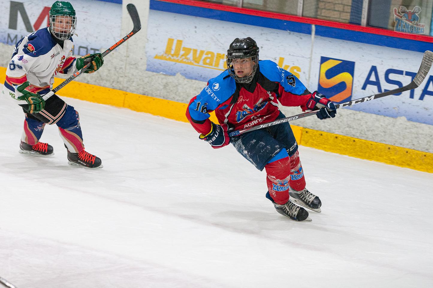 Jelgavas hokeja skola JLSS U17 - Venta 2002 14092019-01