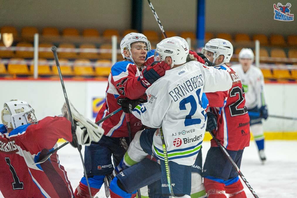 Zemgale/LLU – Mogo/LSPA playoffs - 4