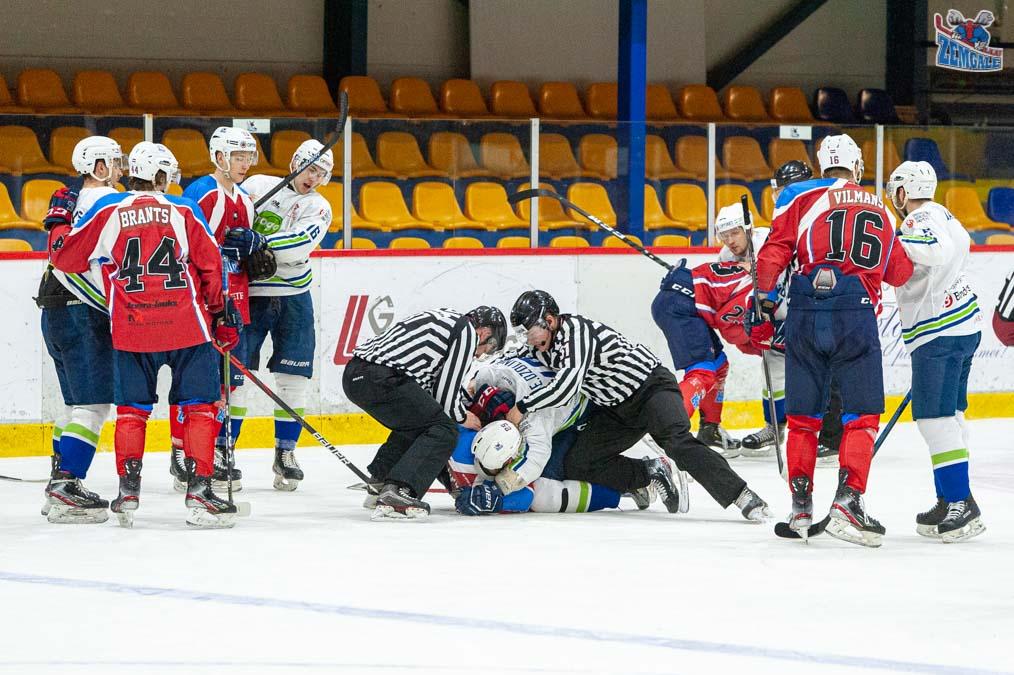 Zemgale/LLU – Mogo/LSPA playoffs - 1
