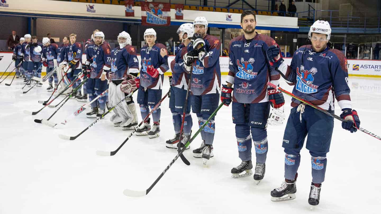 zemgale/llu hokejisti