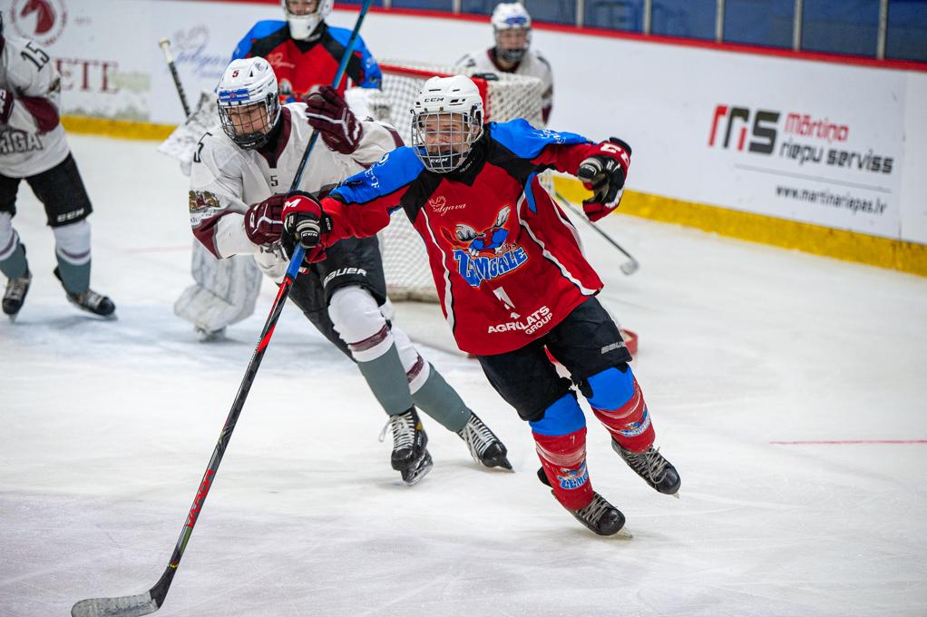 JLSS U17 HS Rīga 2006 - 7