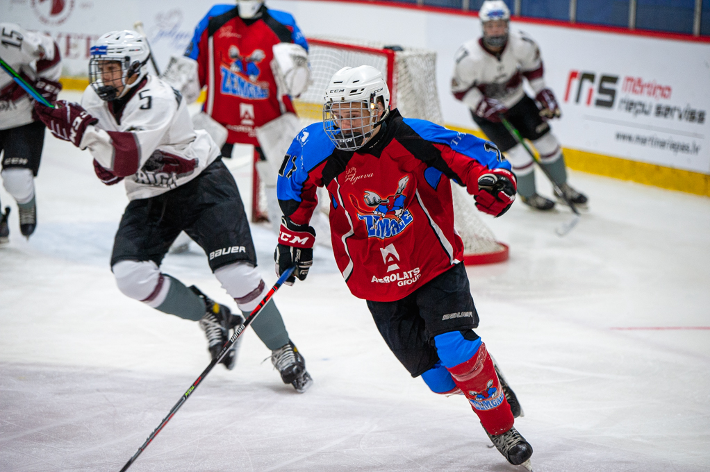 JLSS U17 HS Rīga 2006 - 6